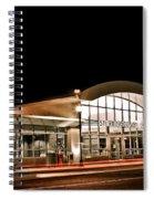 Shirlington Station Spiral Notebook