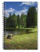 Shiroka Polyana Dam Spiral Notebook