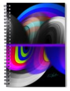 Shockwave Spiral Notebook