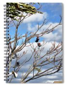Shoe Tree Spiral Notebook