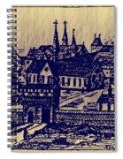 Shoenou Monastary Germany Spiral Notebook