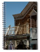 Shooting Gallery Spiral Notebook