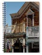 Shooting Gallery Virginia City Nv Spiral Notebook