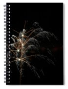 Shooting Stars Spiral Notebook