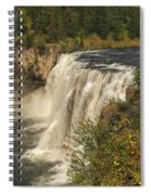 Shooting The Falls Spiral Notebook