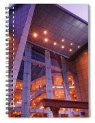 Shopping Mall Spiral Notebook