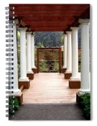 Shore Acres State Park 1 Spiral Notebook