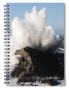 Shore Acres Waves 1 Spiral Notebook