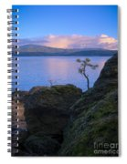 Shore Dance Spiral Notebook