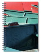 Shore Duty Spiral Notebook