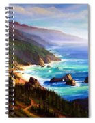 Shore Trail Spiral Notebook