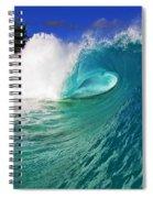 Shorebreaker Spiral Notebook
