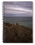 Shoreline Sentries Spiral Notebook