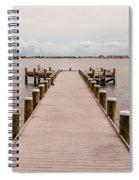 Shoreline View Spiral Notebook