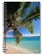 Shoreline Waters Spiral Notebook