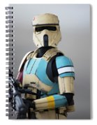 Shoretrooper Spiral Notebook