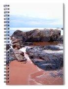 Short Rock Spiral Notebook