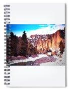 Shoshoni River Canyon Spiral Notebook