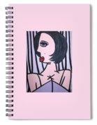 Show Girl Spiral Notebook