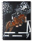 Show Jumper Spiral Notebook