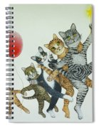 Show Stoppers Spiral Notebook
