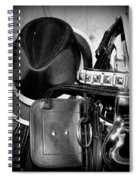 Show Time Spiral Notebook