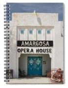 Show Tonight Amargosa Opera House Spiral Notebook