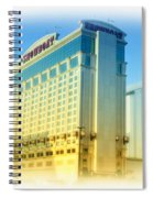 Showboat Casino - Atlantic City Spiral Notebook