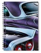 Showdown 3 Spiral Notebook