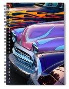 Showdown 5 Spiral Notebook