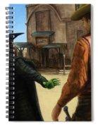 Showdown Spiral Notebook