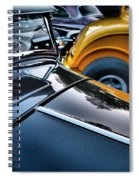 Showdown Spiral Notebook