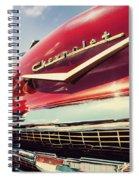 Showy Oldie Spiral Notebook