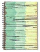 Shreds Of Color 2 Spiral Notebook