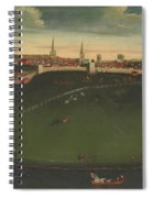 Shrewsbury And River Severn Spiral Notebook