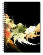 Shrimp Spiral Notebook