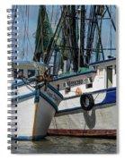 Shrimp Life Spiral Notebook
