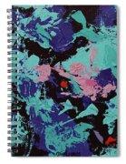 Shrimp Shuffle Spiral Notebook