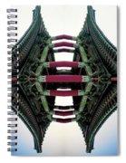 Shrine Spiral Notebook