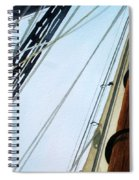 Shroud Spiral Notebook