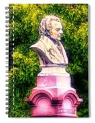 Shubert Spiral Notebook