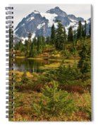 Shuksan Autumn Spiral Notebook