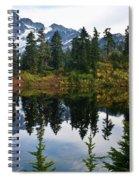 Shuksan Vista Spiral Notebook