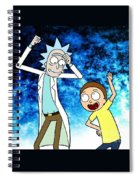 Shwiftyness Level Over 9000 Spiral Notebook