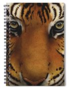 Siberian Tiger I Spiral Notebook