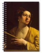 Sibyl 1525 Spiral Notebook