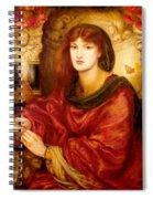 Sibylla Palmifera Spiral Notebook