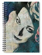 Sick On Sunday Spiral Notebook