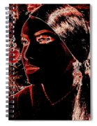 Side Pony Paula Spiral Notebook