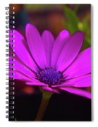 Side View  Spiral Notebook